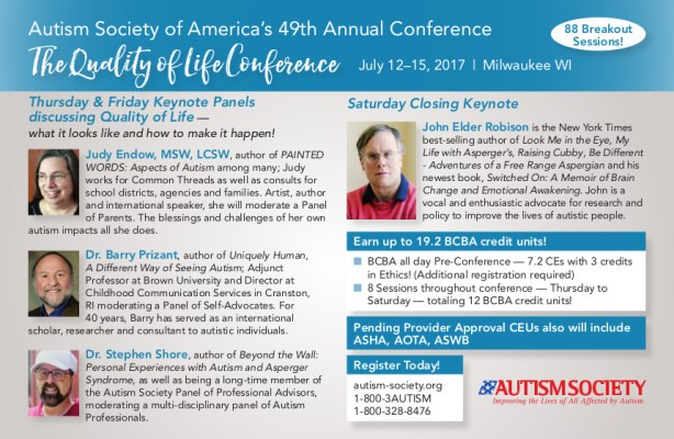 Register Now For Aspergerautism And >> Register Now For Your Bcba Ceus Autism Society