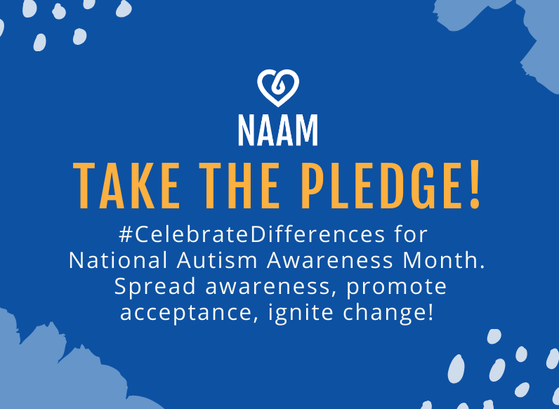 National Autism Awareness Month Autism Society