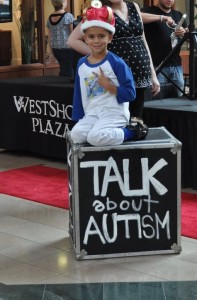 Self-Advocacy - talk about autism